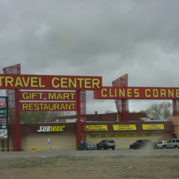 Rt 66- Clines Corner, AZ